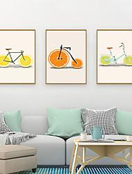 cheap -Framed Art Print Framed Set - Abstract Pop Art PS Illustration Wall Art