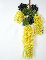 Недорогие -Искусственные Цветы 12 Филиал Классический Modern Фиолетовый Вечные цветы Корзина Цветы