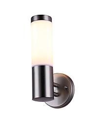 cheap -Waterproof Modern Contemporary Outdoor Wall Lights Outdoor / Garage Metal Wall Light IP 65 Generic 12 W
