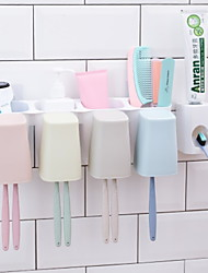 cheap -Tools Creative Modern Contemporary PP Toothbrush & Accessories