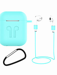 cheap -Anti-fall Belt Hook Case Thin Case with Hanging Buckle for Airpods Charging Box