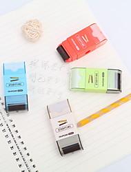 cheap -Mini Manual Pencil Sharpener Hand Portable Desktop Tool Student School Supplies
