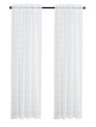 Недорогие -Полиэстер в винтажном стиле, однопанельный, ширина 90 см * 1200 см