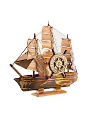 cheap -Toy Boat Boat Hand-made Wooden Child's All Toy Gift