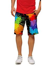 cheap -Beach Board Men's Navy Blue Bottoms Swimwear Swimsuit - Solid Colored L XL XXL Navy Blue