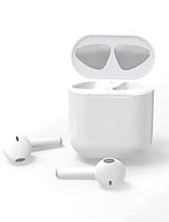 cheap -i17 Tws True Wireless Bluetooth Headset 5.0 Pop-Up Touch Binaural Call True Stereo Headset Black Technology