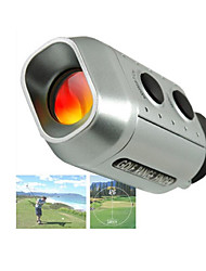 cheap -7X Magnetic Laser Rangefinder Golf Golfscope Hunting Telescope Meter Sport Scope
