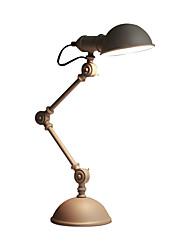 abordables -Métallique / Moderne contemporain Bras oscillant / Lampes ambiantes / Décorative Lampe de Table / Lampe de lecture Pour Intérieur / Bureau Métal 110-120V / 220-240V Bleu / Vert / Grise