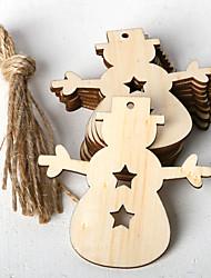 cheap -Ornaments Wood 10 Christmas