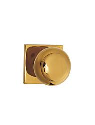 cheap -QL-04 Door Knobs Mechanical key Aluminium Alloy