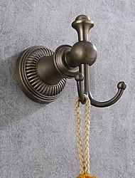 cheap -Robe Hook Creative Modern Brass 1pc Wall Mounted