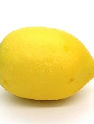 cheap -Urparcel Realistic Artificial Fruits for Home House Kitchen Decoration, Fake Apple Peach Lemon Bananas Pineapple