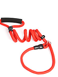 cheap -Dog Leash Nylon Red Blue
