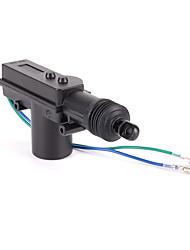 Недорогие -автомобильный привод с электроприводом блокировки блокировки двигателя профессиональный 2 провода 12v система автоматической блокировки двигателя