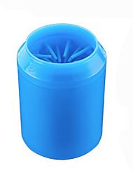 Недорогие -Маленькие зверьки Чистка Полипропиленовая пряжа Ванночки На каждый день Оранжевый Зеленый Синий