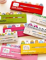 cheap -Natural Fiber Random Colour 1pc Stickers & Tapes 12.5*5 cm