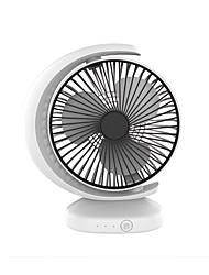 cheap -Joyoung Fan Mini-Fan Desktop Portable Multi-Gear Adjustable Usb Battery Dual-Purpose