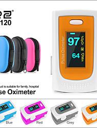 cheap -Household Health Monitors Oximeter CE Medical Heart Rate Monitor LED Fingertip Pulse Oximeter Finger Blood Oxygen