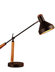 cheap -Desk Lamp Home Office Work from Home Online Course Modern Contemporary Ambient Lamps / Decorative Table Lamp / Reading Light For Bedroom / Study Room / Office Metal 110-120V / 220-240V Black / White