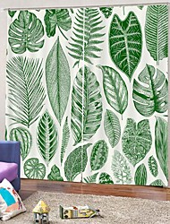 cheap -Hot Sale Fashion Art Printing 100% Polyester Dustproof Blackout Window Curtain Office