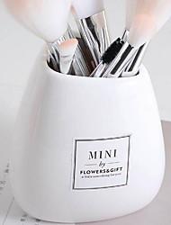 cheap -TPU Creative Home Organization, 2pcs Pen Holders & Cases
