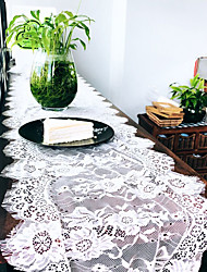 cheap -Casual polyester fibre Square Table Cloth Geometric Table Decorations