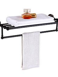 cheap -Towel Bar Creative Modern Brass 1pc Wall Mounted