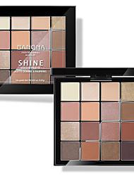 Недорогие -16 цветов Тени Матовое стекло Тени для век Pro Прост в применении Офис Повседневный макияж косметический Подарок