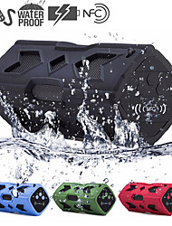 cheap -PT390 Wireless Bluetooth Speaker NFC Portable Column Waterproof Subwoofer 10W Music Sound Box support FM Radio TF Card with power ban
