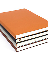 cheap -Creative Notebooks Paper / PU Leather 220 pcs 2 pcs