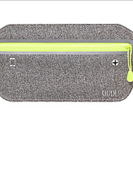 abordables -Sac Banane Sac de taille / pack Running Pack pour Course / Running Activités Extérieures Extérieur Sac de Sport Etanche Portable Durable Matériau imperméable Lycra® Sac de Course Adultes