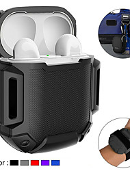 cheap -Silicone Case Cover Protective Skin for Apple Airpod AirPods Charging Case