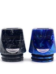 Недорогие -YUHETEC 810 1 ед. Крышка капельного наконечника Vape Электронная сигарета for Взрослый