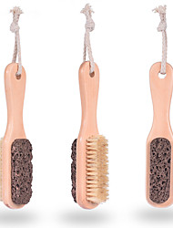 cheap -Double Sided Callused Foot Grinder Cleaning Brush