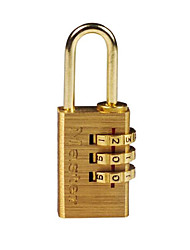 cheap -620MCND Coded Lock Brass Password unlocking for Drawer / Luggage / Cupboard