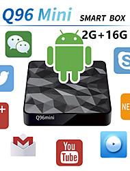 Недорогие -Factory OEMTV BOX X96 mini Android 7.1 Amlogic S905X 2GB 16Гб