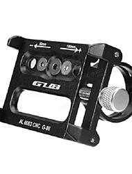 cheap -Aluminum Bike Motorcycle Phone GPS Holder Handbar Clip Stand Mount Bracket Universal
