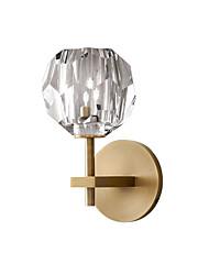 cheap -New Design Modern Contemporary Flush Mount wall Lights Living Room Indoor Metal Wall Light 110-120V 220-240V 25 W / G9