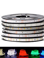 cheap -2Pack LED Light Strips RGB Tiktok Lights IP65 Waterproof 300leds5M SMD 2835 Flexible Diode Tape DC12V LED Ribbon 60LEDM Led strip for Home Decoration