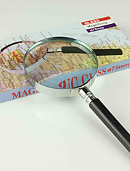cheap -Waterproof Generic 5x Magnifiers / Magnifier Glasses Plastic Metal