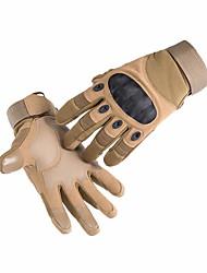 cheap -Full Finger Men's Motorcycle Gloves Nylon PVA Wearproof / Non Slip