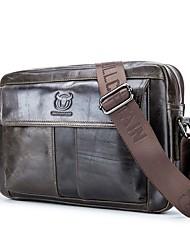 Недорогие -(bullcaptain) 2019 новая спортивная кожаная кроссоверная сумка ipad для мужчин и женщин
