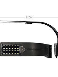 Недорогие -Аквариум Свет LED подсветка Свет аквариума Белый Энергосберегающие Алюминий 7 W 100-240 V / #