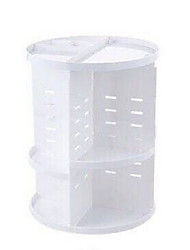 cheap -Storage Organization Cosmetic Makeup Organizer Plastic Irregular shape Creative / Novelty