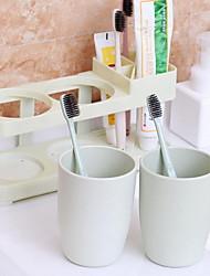 Недорогие -Инструменты Креатив Современный современный PP Зубная щетка и аксессуары