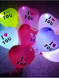 cheap -Balloon Light Up Toy Party Inflatable Adults' for Birthday Gifts and Party Favors  Birthday