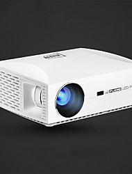 cheap -1080P Projector F30 Home Theater 360ANSI Lumen 3D Projecto