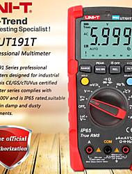cheap -UNI-T UT191T Professional Multimeter true RMS IP65 waterproof/dustproof digital multimeter temperature/LoZ voltage measurement