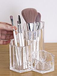 Недорогие -Место хранения организация Косметологический макияж Смешанные материалы Нерегулярная форма Оригинальные
