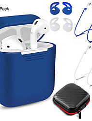cheap -For Airpods Wireless Bluetooth Headsets Protection Set